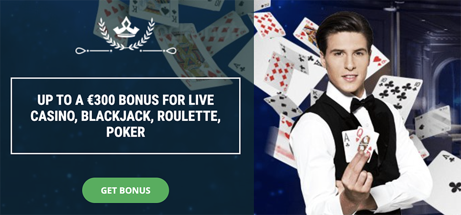 22bet casino bonus
