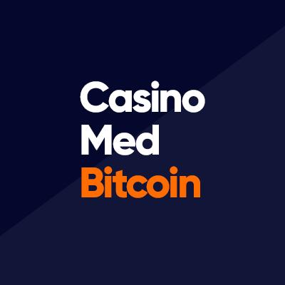 Casino utan svensk licens med Bitcoin