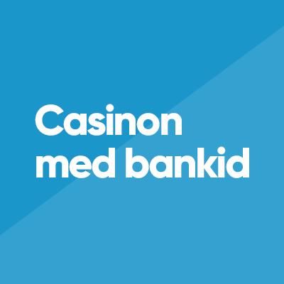 Casino utan svensk licens med bankid